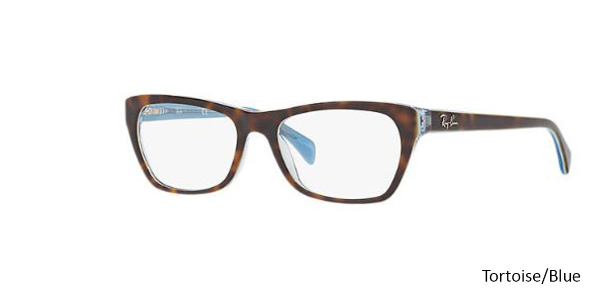 Tortoise/Blue 5023 RayBan RB5298 Eyeglasses