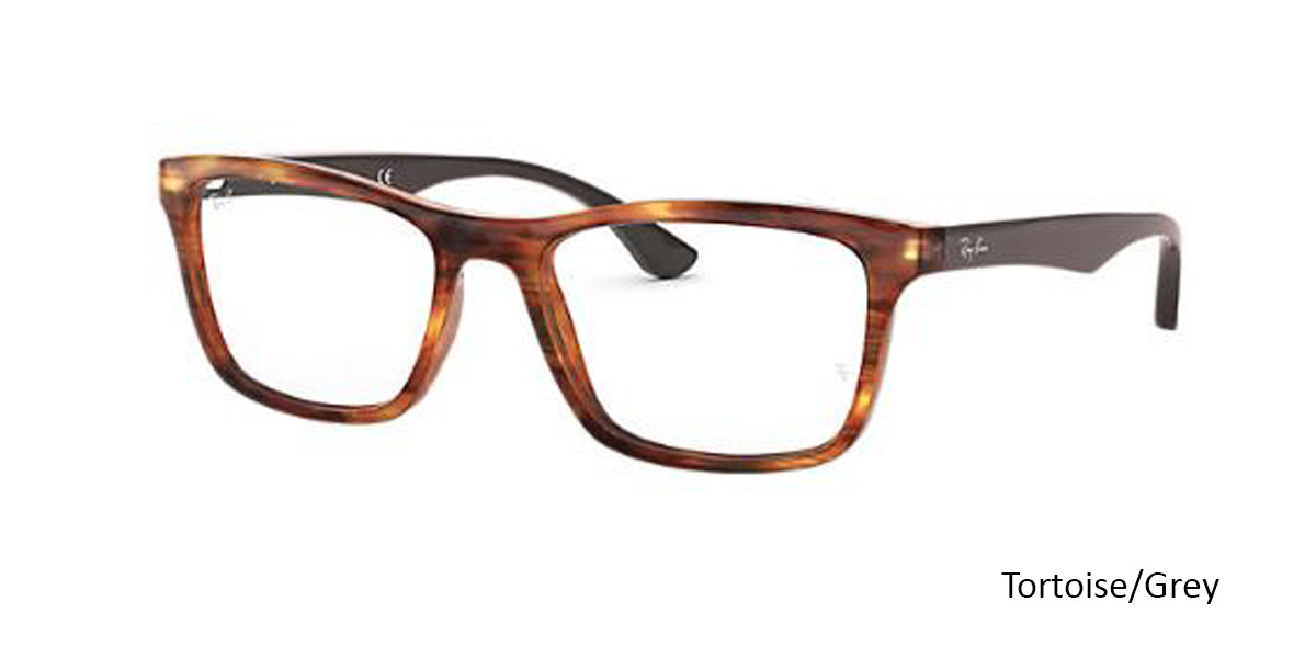 Tortoise/Grey RayBan RB5279 Eyeglasses