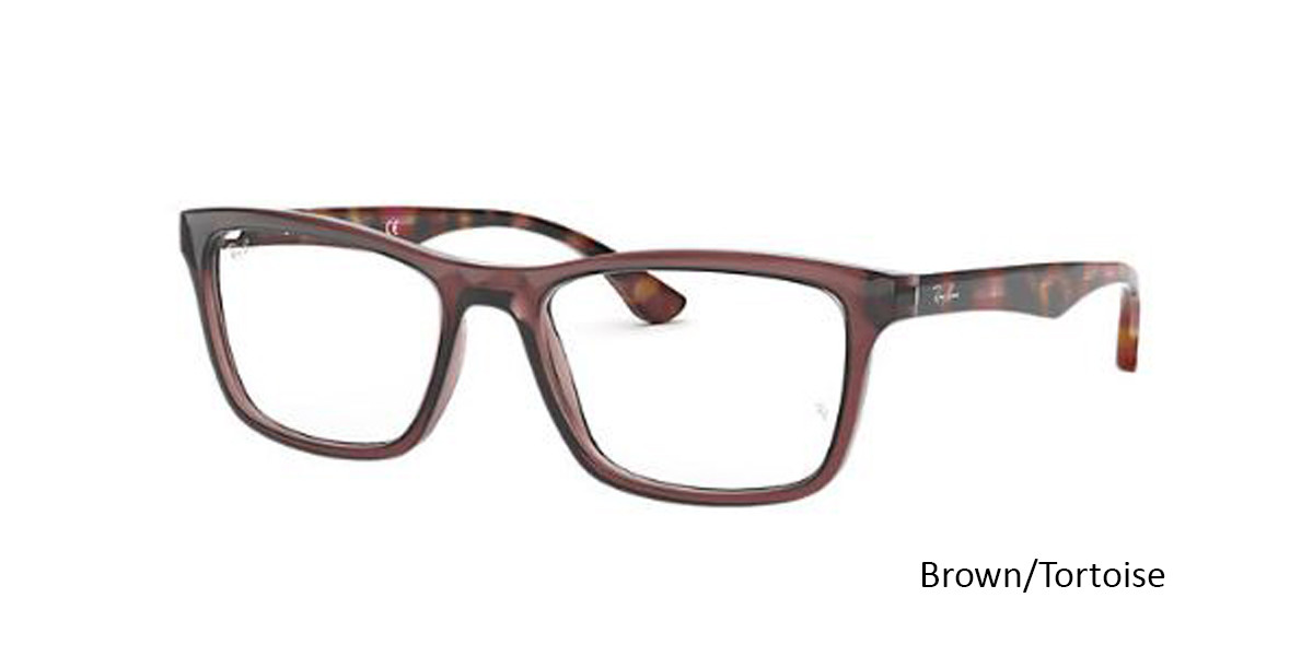 Brown/Tortoise RayBan RB5279 Eyeglasses