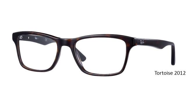 Tortoise RayBan RB5279 Eyeglasses