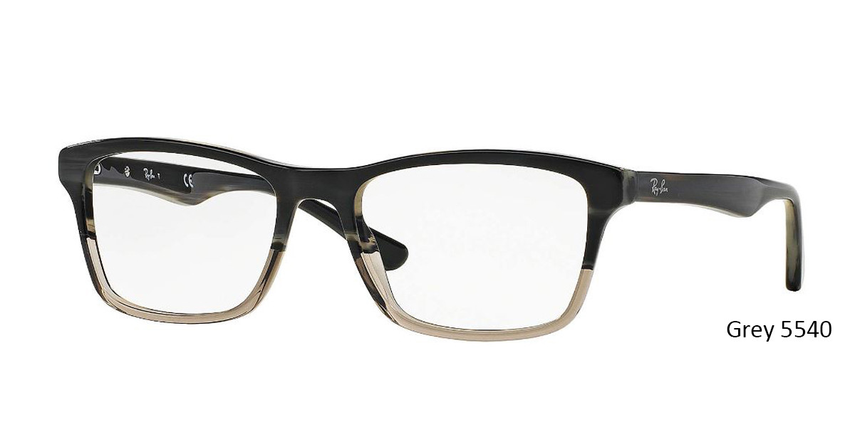 Grey RayBan RB5279 Eyeglasses
