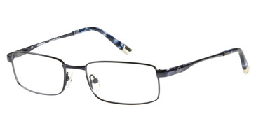 Shiny Blue HARLEY DAVIDSON HD0423 Eyeglasses.