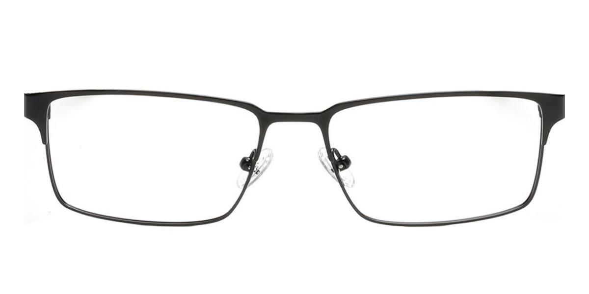 Shiny Black HARLEY DAVIDSON HD0716 Eyeglasses.