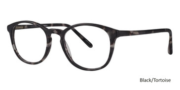 Black/Tortoise Vivid 862 Eyeglasses Teenager.