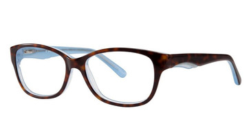Demi Blue Vivid Splash 61 Eyeglasses
