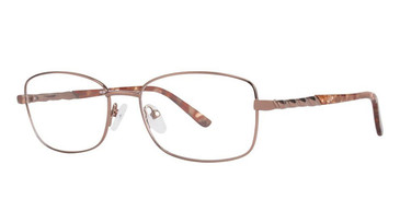 Brown Vivid Eyeglasses EXPRESSIONS 1121.