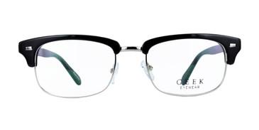Black GEEK 201 Eyeglasses
