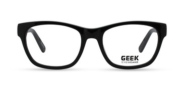 Black, GEEK BUTTERFLY Eyeglasses