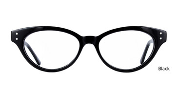 Black, GEEK CAT 03 Eyeglasses - Teenager