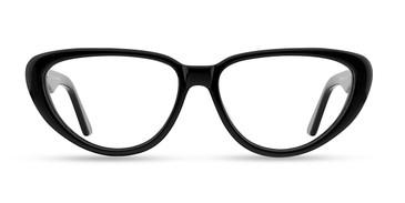 Black GEEK CAT 06 Eyeglasses