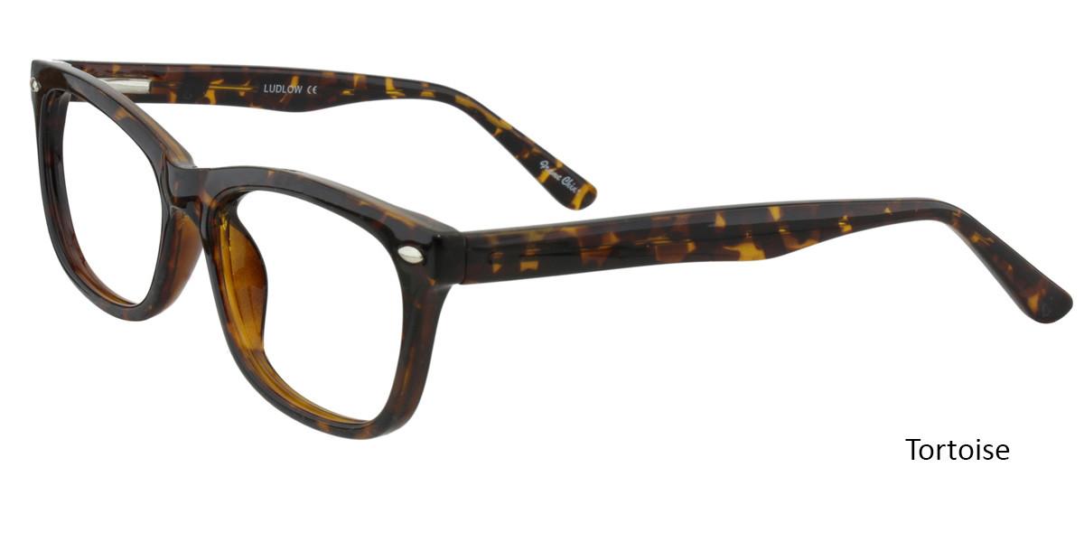 Tortoise Limited Edition Ludlow Eyeglasses