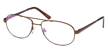 Brown Capri FX103 Eyeglasses.