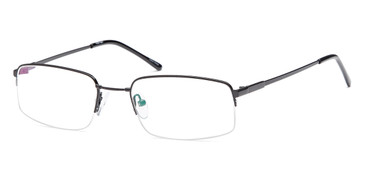 Black CAPRI FX29 Eyeglasses.