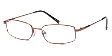 Coffee Capri FX30 Eyeglasses