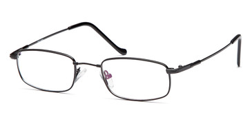 Black CAPRI FX4 Eyeglasses.