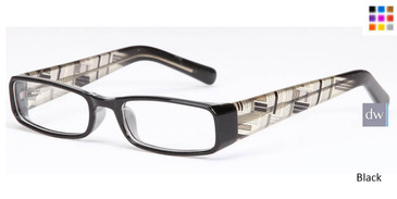 Black CAPRI JUNIOR Eyeglasses