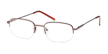Brown Capri Versailles Palace Vs505 Eyeglasses.