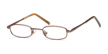 Coffee Capri Versailles Palace Vp29 Eyeglasses.