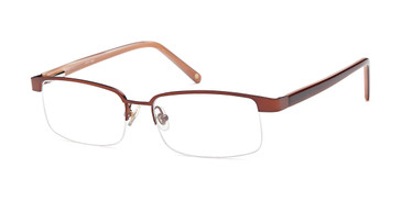 Brown Capri Versailles Palace Vp111 Eyeglasses.