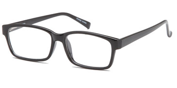 Black CAPRI 4U US69 Eyeglasses