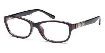 Black Capri 4U US67 Eyeglasses