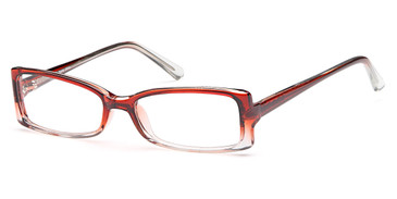 Brown Capri 4U US58 Eyeglasses