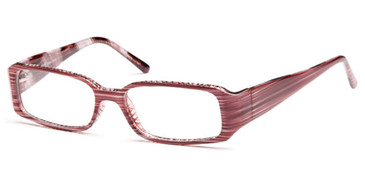 Brown Capri 4U US56 Eyeglasses