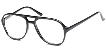 Black Capri 4U UM73 Eyeglasses