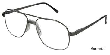 Gunmetal Capri PT55 Eyeglasses