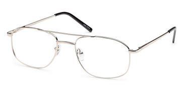 Silver CAPRI Peachtree PT75 Eyeglasses