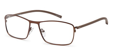 Brown Capri Eyeglasses CAPRI Dc157.