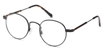 Black Capri Dicaprio DC155 Eyeglasses