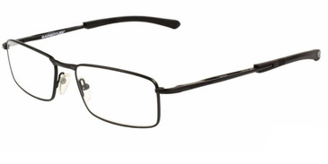 Satin Brown Gargoyles HAMILTON Eyeglasses