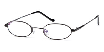 Black CAPRI FX2 Eyeglasses.