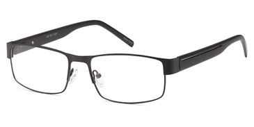 Black CAPRI GR 801 Eyeglasses.