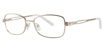 Gold Vivid 3010 Eyeglasses