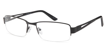 Black CAPRI GR 802 Eyeglasses.