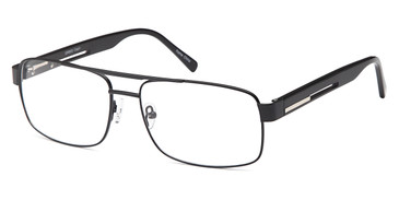 Black Capri GR 803 Eyeglasses