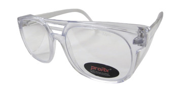 Clear Capri PRORX SAFETY 65 Eyeglasses.