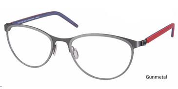 Gunmetal Free-Form FFA975 Eyeglasses