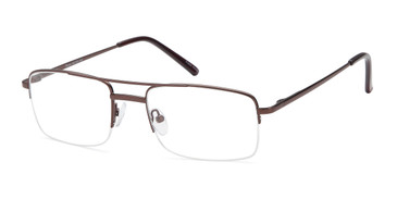 Brown Capri Versailles Palace VP134 Eyeglasses.