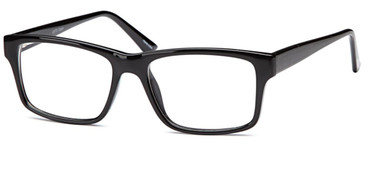 Black Capri 4U US73 Eyeglasses.