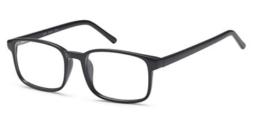 Black Capri 4U US78 Eyeglasses