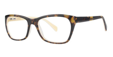 Demi Brown Vivid Splash 60 Eyeglasses