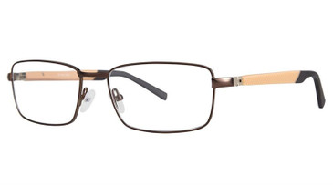 Matt Brown Vivid 3009 Eyeglasses
