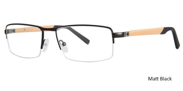 Matt Black Vivid 3008 Eyeglasses