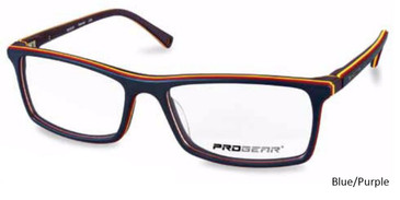 Blue/Purple Progear OPT-1131 Eyeglasses