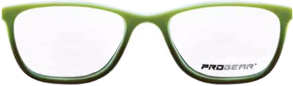 Green/White Progear OPT-1133 Eyeglasses