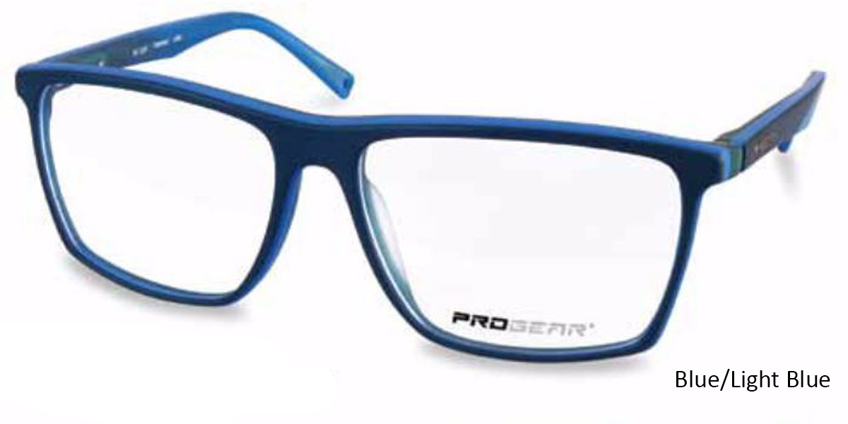 Light Blue Progear OPT-1136 Eyeglasses
