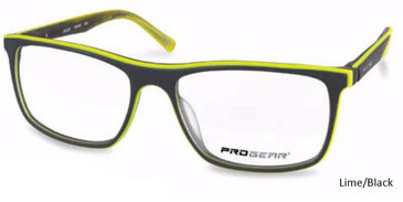 Grey/Lime Progear OPT-1137 Eyeglasses